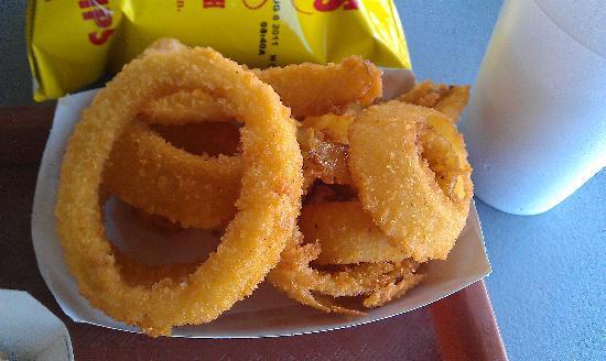 Groton, CT: Onion Rings