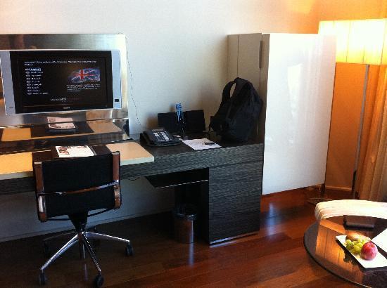 Swissotel Tallinn: Work space