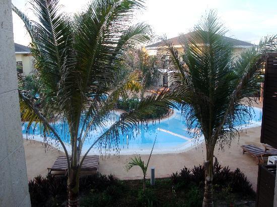 Melia Buenavista: Vue de la piscine
