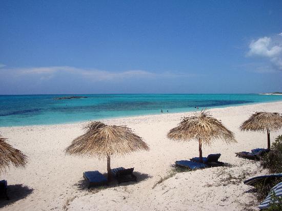 Melia Buenavista: La plage