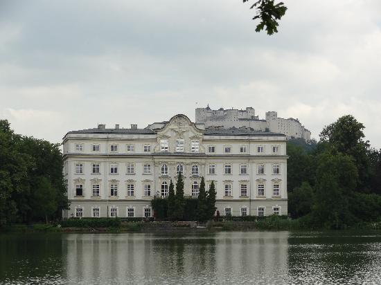House from the sound of music picture of fraulein maria for House music house