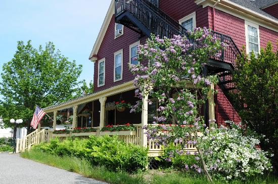 The Central House: Located in the heart of downtown Bar Harbor