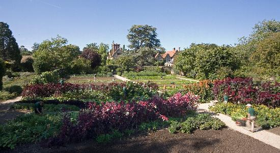 Belmond Le Manoir aux Quat'Saisons: Le Manoir Garden