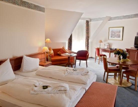 Parkhotel Altmühltal: Zimmer