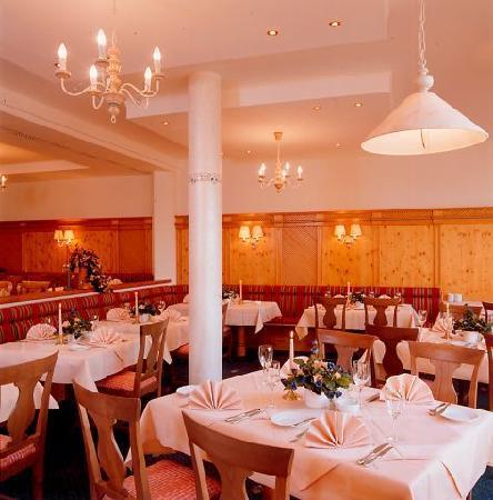Parkhotel Altmühltal: Restaurant
