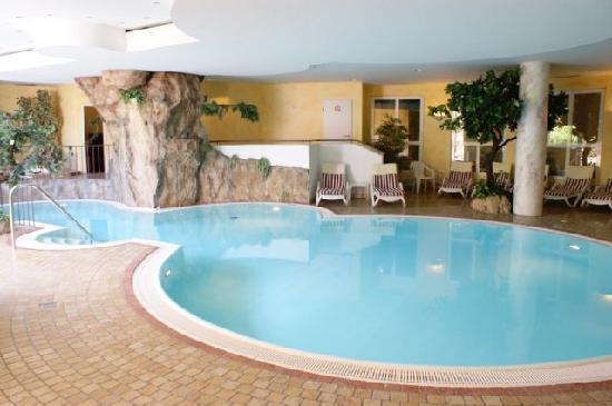 Parkhotel Altmühltal: Schwimmbad