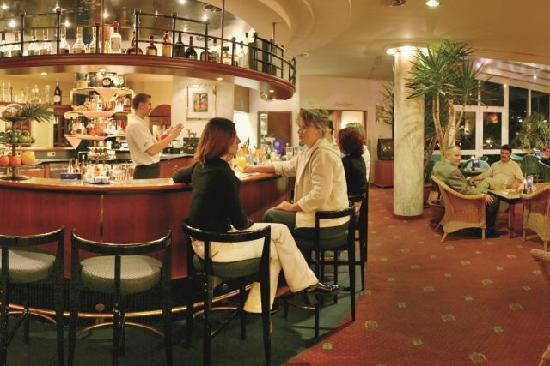 Parkhotel Altmühltal: Bar