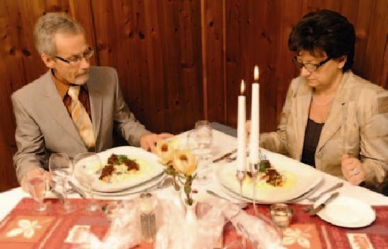 Parkhotel Altmühltal: Dinner