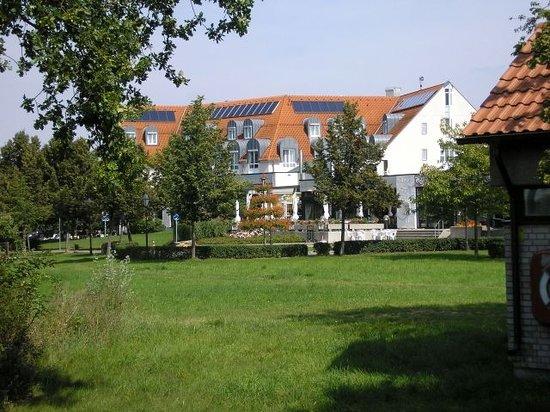 Parkhotel Altmühltal: Hotel