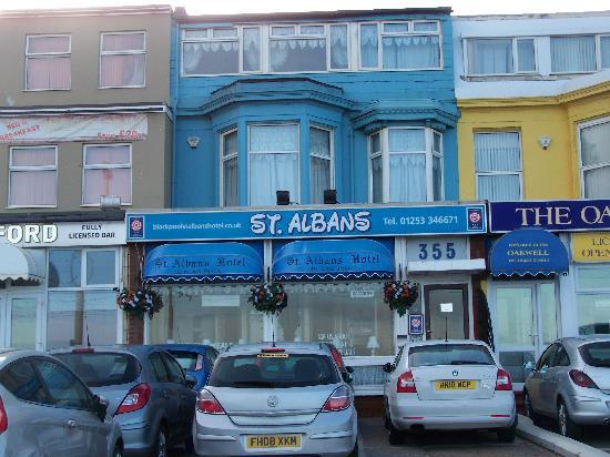 St Albans Hotel: a fine placve