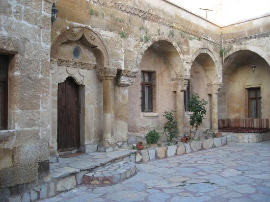 Cappadocia Palace: Some of the rooms