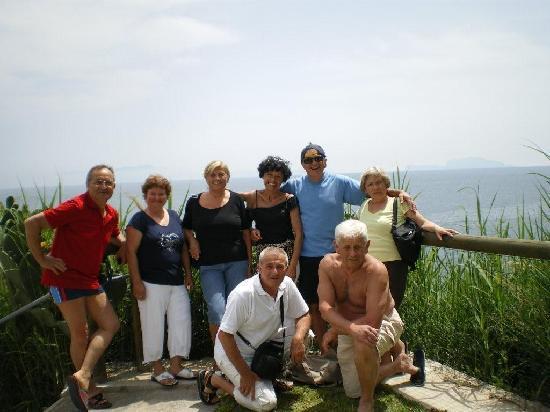 Hotel Giardino delle Ninfe e La Fenice: il gruppo di ischia all'hotel giardino delle ninfe