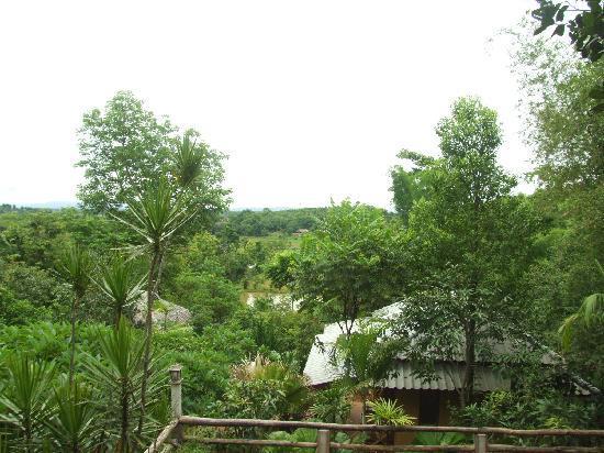Janpha Cottage: วิวแสนสวย