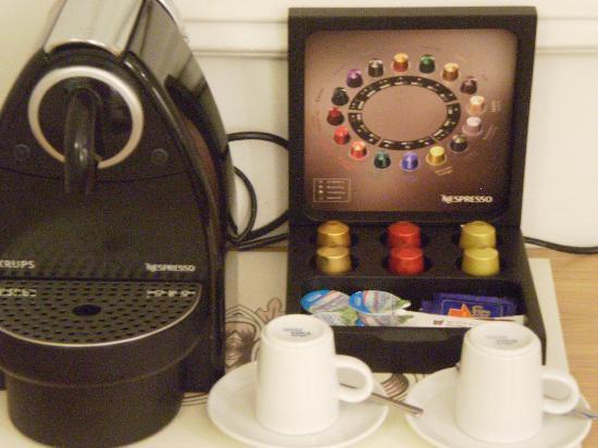 The Excelsior: espresso treat