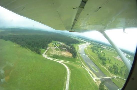 Zakopane, Polonia: Sky Fun - Skydiving