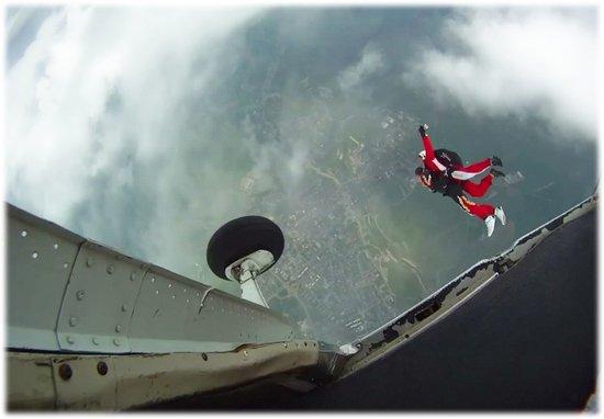 ซาโคพาเน, โปแลนด์: Sky Fun - Skydiving