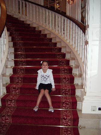 Cavallino Bianco Family Spa Grand Hotel : MICHELA NELLA HALL