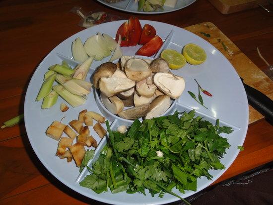 Suwannee Thai Cooking Class