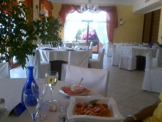 Kings Residence Hotel: Ristorante