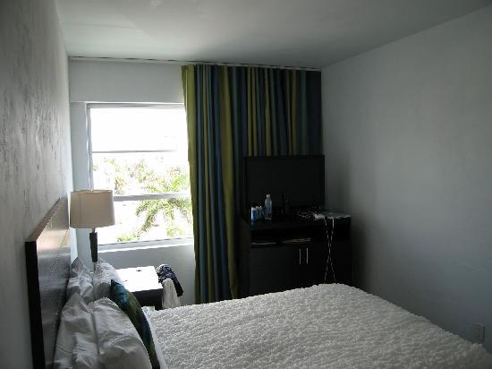 Albion South Beach: window view