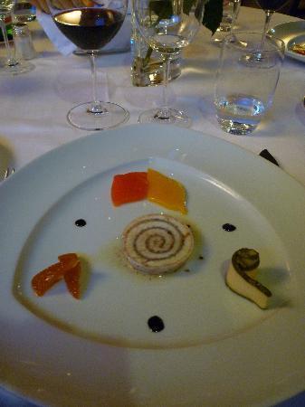 Ristorante Aquila Nigra: Local Eel