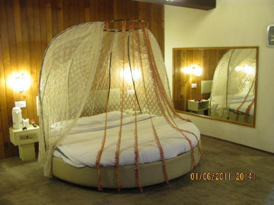 Honeymoon Inn Manali: The Room