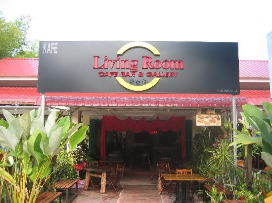 living room cafe bar gallery batu ferringhi