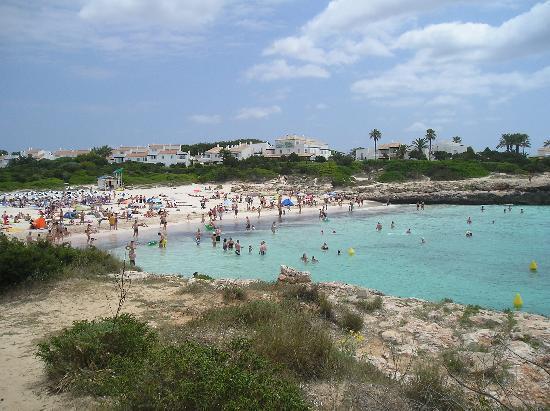 Valentin Star Hotel: Beach view