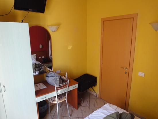 Hotel Brianza: Dimensionen 2