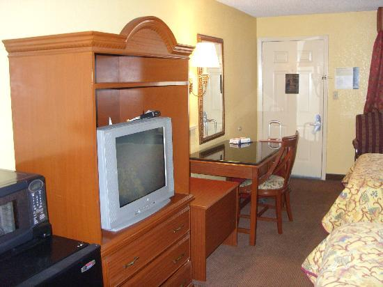 Days Inn Memphis at Graceland : Habitacion