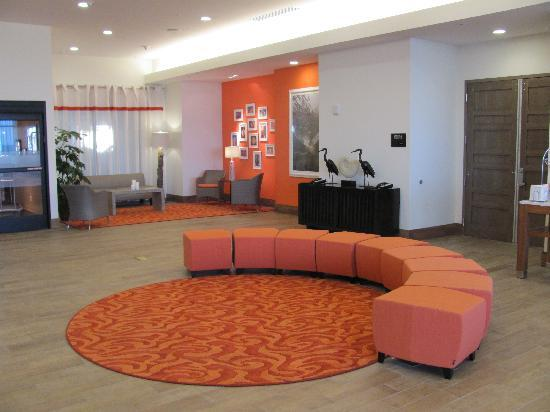 Hampton Inn & Suites Orange Beach: Lobby