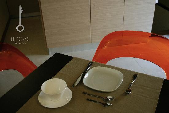 Le Fornaci Apartment : break
