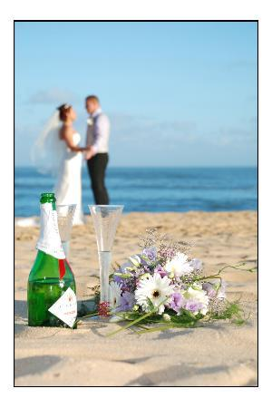 Zuid-Afrika: Weddings on the beach