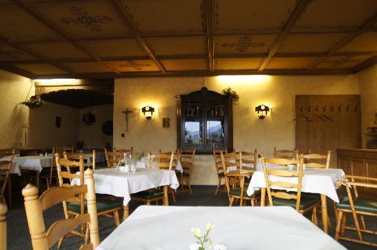 Hotel Schoenblick : sala da pranzo