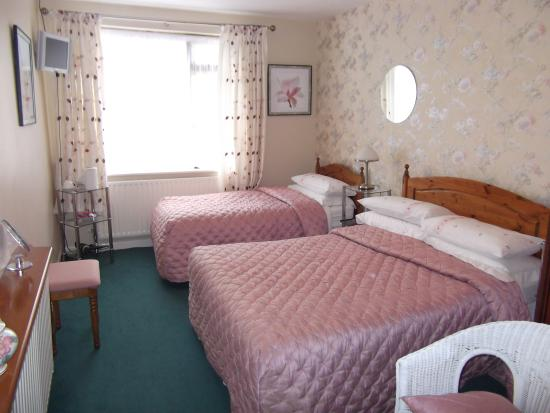 Killeen House Bed and Breakfast: Double and single ensuite