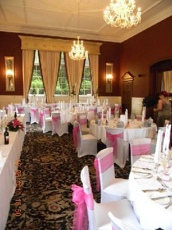 Ben Wyvis Hotel: Wedding Dining Room
