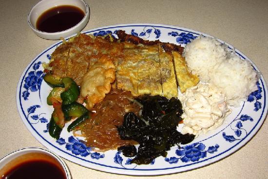 Tonys dish picture of ohana bar bq kailua tripadvisor for Food bar ohana