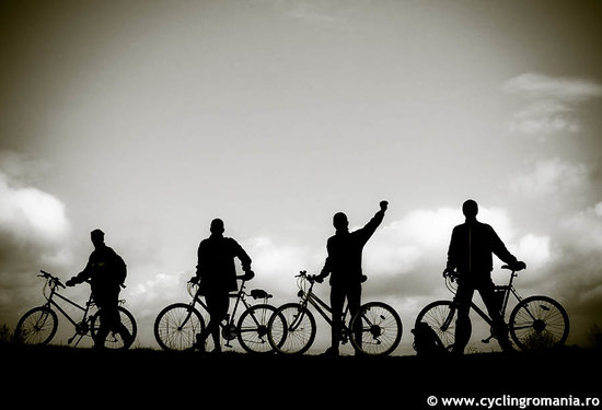 Cycling Romania