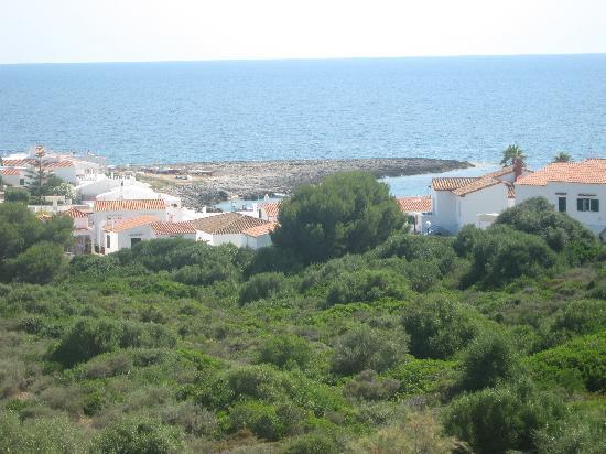Hotel Club Sur Menorca: what a view