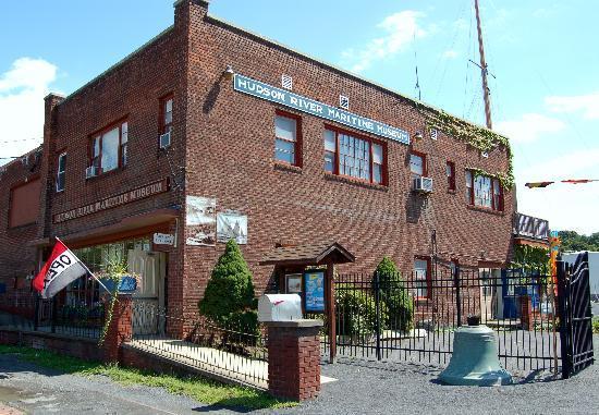 Hudson River Maritime Museum : museum