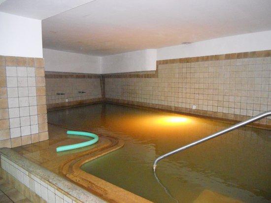 Hotel Tramonto d'Oro: Piscina termale