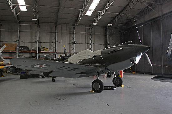 IWM Duxford: Spitfire