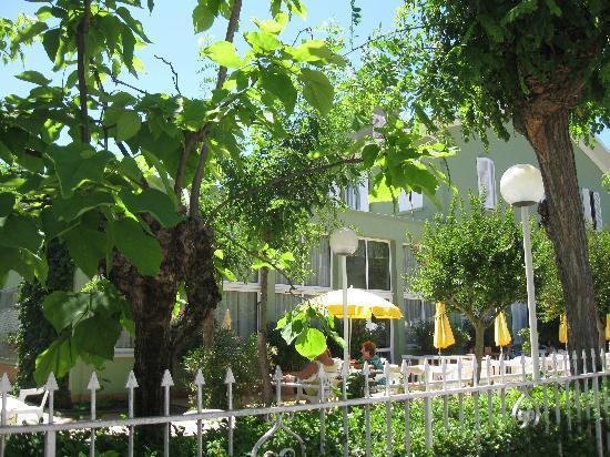 Hotel Eden : Pensione Eden -locale storico -immerso nel verde