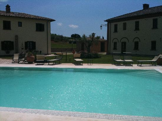 Antico Podere: piscina