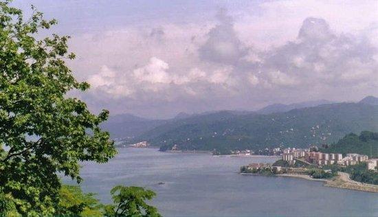 View from Giresun Castle - Picture of Giresun, Giresun ...