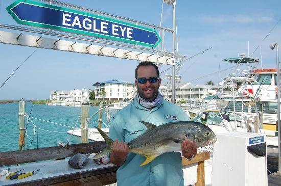 A look at duck key picture of hawks cay resort duck key for Duck key fishing charters