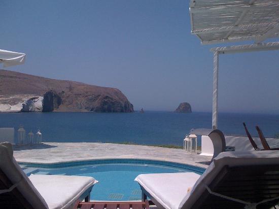La terrazza sul mare - Picture of Melian Boutique Hotel & Spa ...