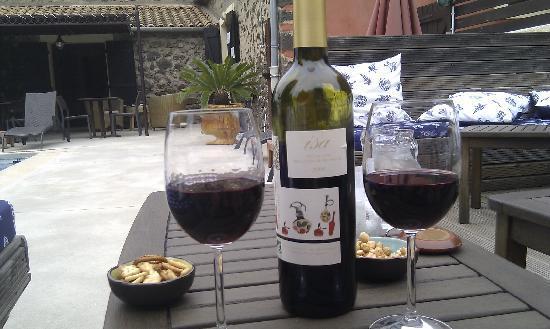 La Bergerie Du Cap : Wine O'Clock!