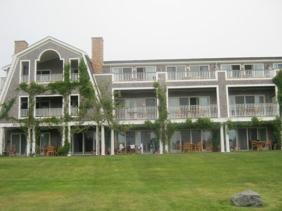 Winnetu Oceanside Resort: From the lawns
