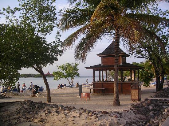 Hotel Riu Montego Bay : Beach